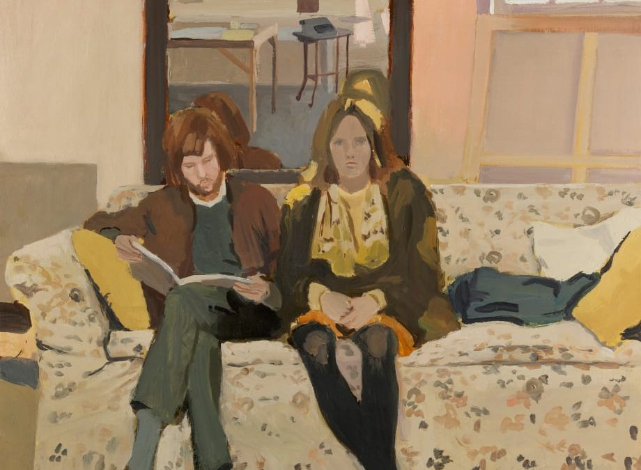 Move Aside, Wes Anderson. Fairfield Porter has entered.